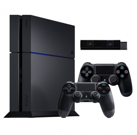 Sony  PlayStation 4 500 Gb + DualShock 4 + Camera