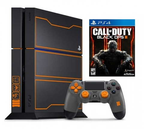 Sony  PlayStation 4 1 Tb Limited Edition + Call of Duty: Black Ops III