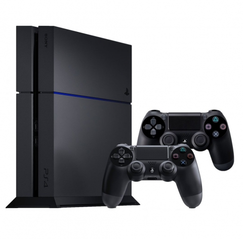 Sony  PlayStation 4 500 Gb + DualShock 4