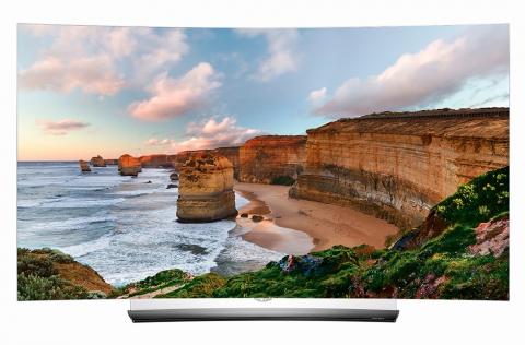 LG OLED65C6V ������������-����-��������