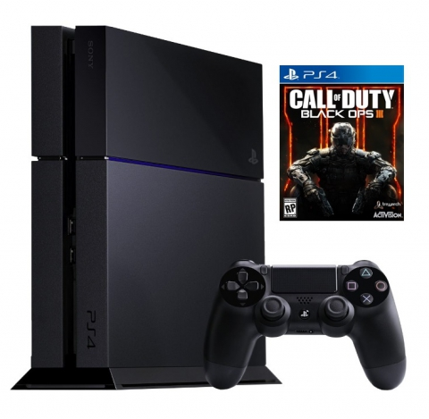 Sony  PlayStation 4 1 Tb + Call of Duty: Black Ops III