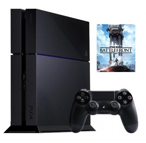 Sony  PlayStation 4 1 Tb + Star Wars: Battlefront