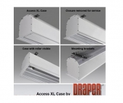 Draper Access XL/Series V 490/193 240x427 HDG