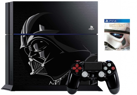 Sony  PlayStation 4 1 Tb Limited Edition + Star Wars: Battlefront. Deluxe Edition